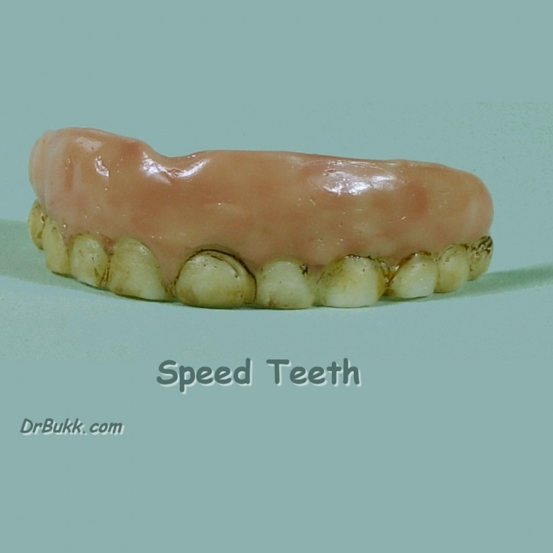 Speed Teeth