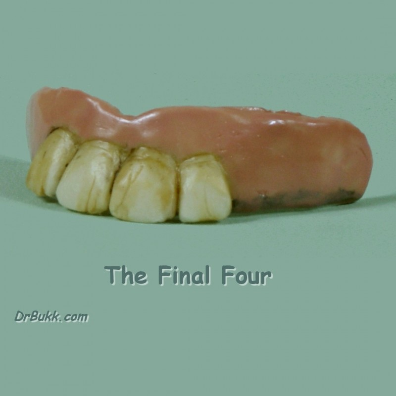 The Final Four Teef