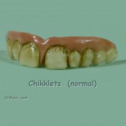 Chikklets Teeth