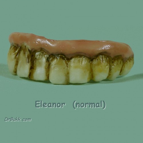 Eleanor Roosevelt Teeth