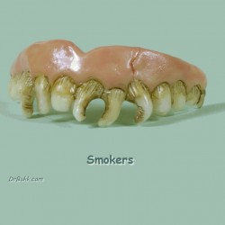 Smoker Teeth