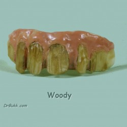 Woody Teeth