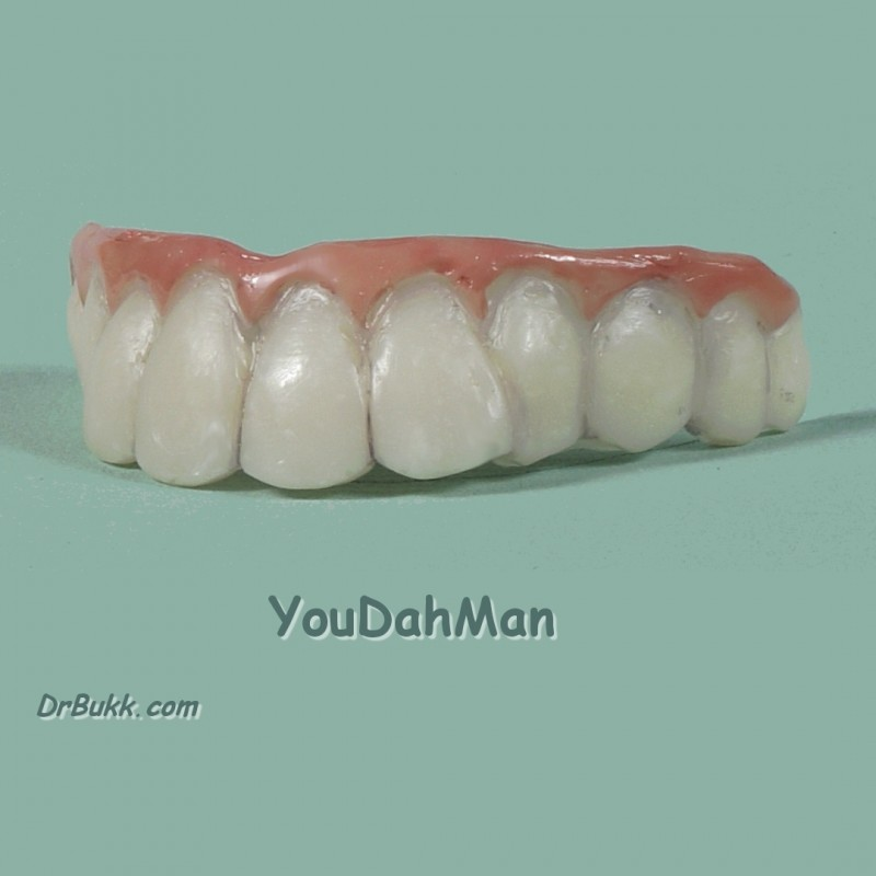 YouDahMan Teef